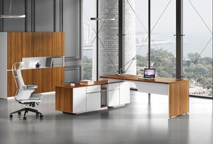 板式办公桌-KD1