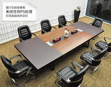 时尚包皮大会议桌