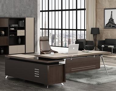 YB-115 现代大气老总办公桌